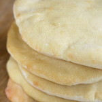 Homemade Pita Bread 1
