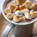 Toasted Marshmallow Hot Chocolate 1