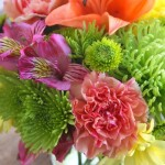 Arranging Grocery Store Flowers 8