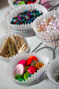 Cupcake Holder Craft Storage 1