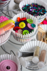 Cupcake Holder Craft Storage 3