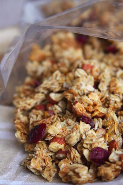 Homemade Granola 1