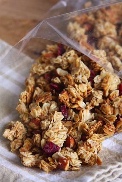Homemade Granola 3