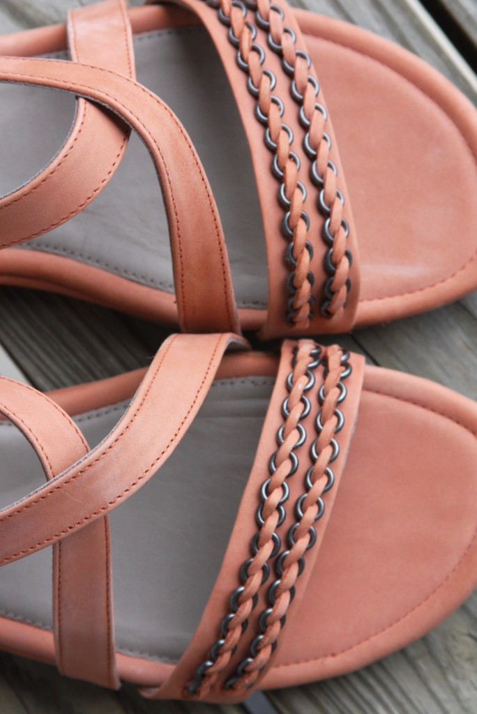 ECCO Touch 25 Sandals