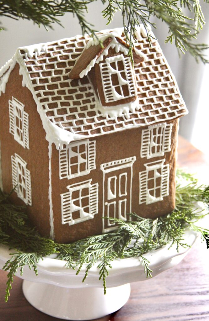 This image has an empty alt attribute; its file name is Gingerbread-House-2-666x1024.jpg